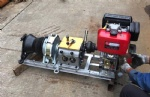 Fast Speed Petrol Powered Motorized Winch