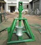 Manual Winch Pulling Winch Capstan