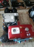 Stringing Equipment diesel powered winch