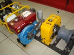 5 Ton Diesel Engine Wire Rope Winch