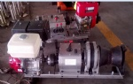 High Speed Engine Powered Diesel winch