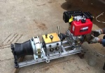 Diesel Fast Speed Motorised Winch