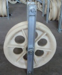 Large Diameter Conductor Pulley Stringing Block