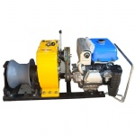 Stringing Equipment 3/5/8T Motorized Winch