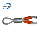 OPGW Mesh Wire Cable Grip